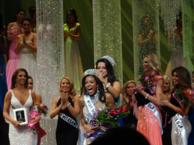 Being crowned Miss SC USA 2013