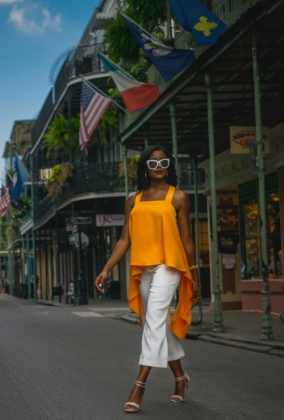 New Orleans // Shades of Pinck