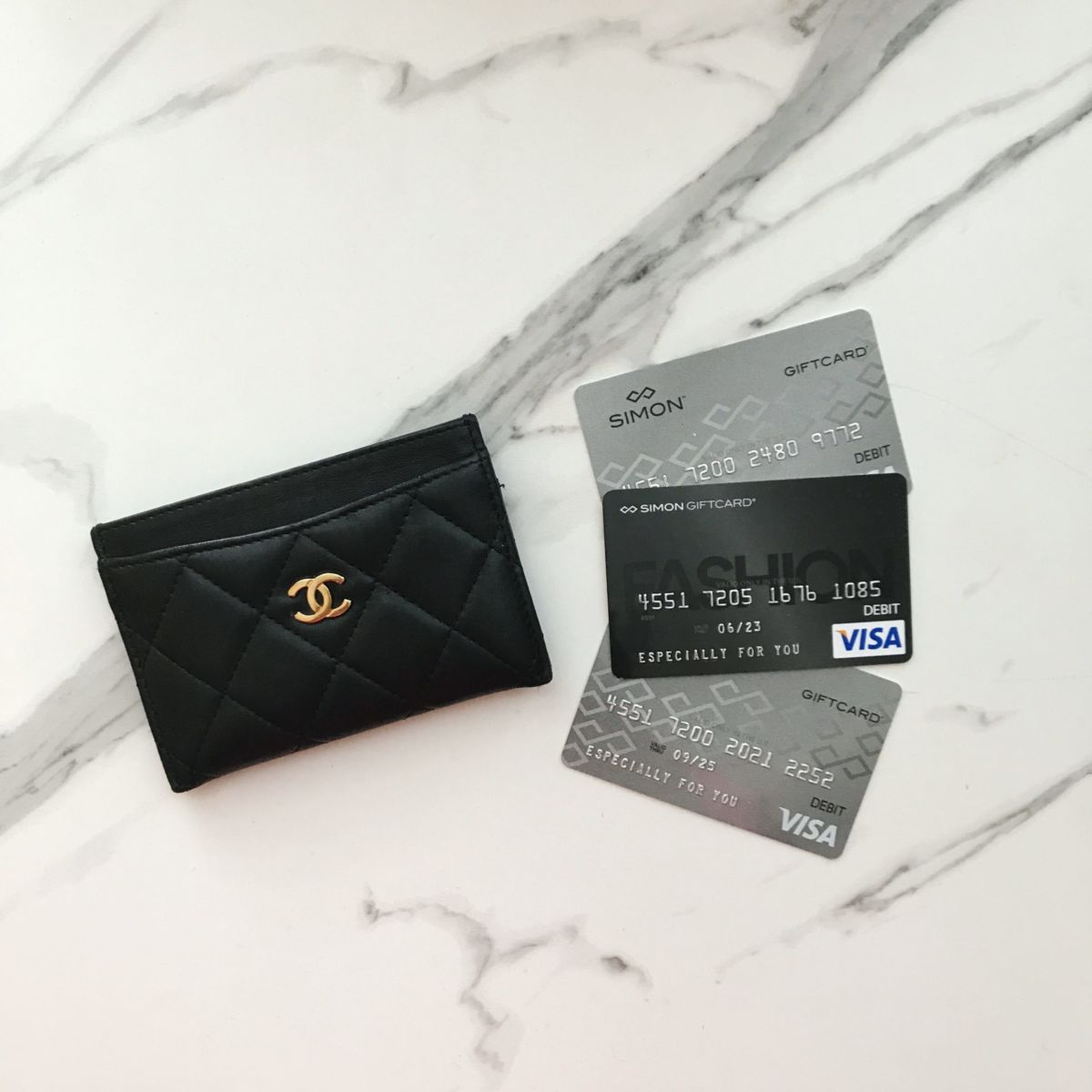 Simon gift cards are the same as cash at all properties!