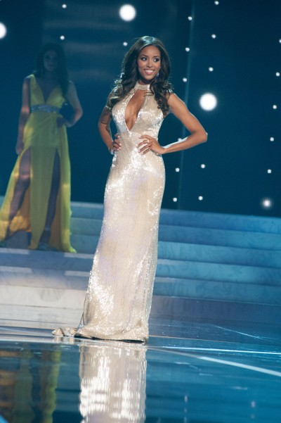Miss USA 2013, Telecast, Evening Gown, Top 10
