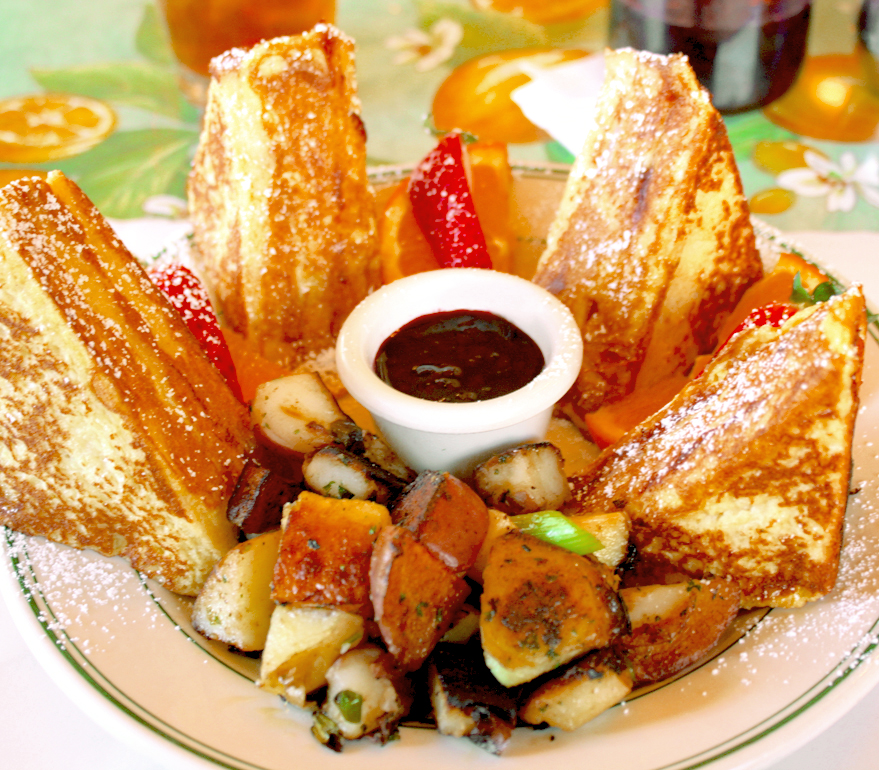 Mama's Monte Cristo Sandwich (picture courtesy of thirstyreader.com)