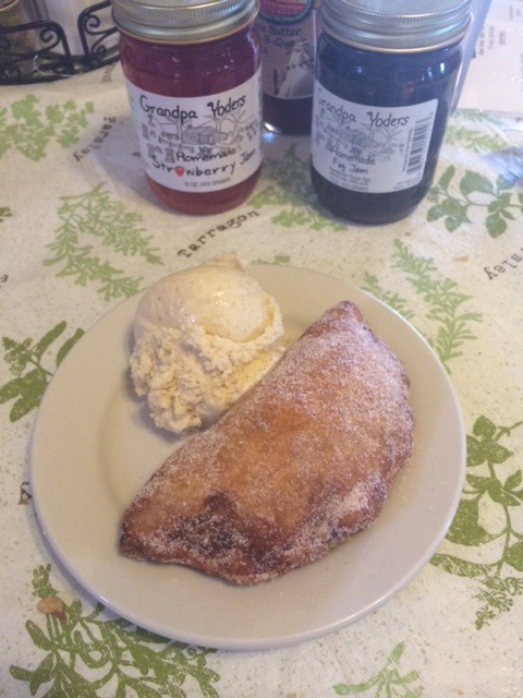 Apple Turnover from Grits and Groceries